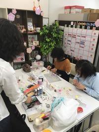 樹脂粘土教室開催しました! - みんなのパソコン&カルチャー教室 北野田校