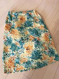 polkaさんのタイトスカート - beans*note まめ日記