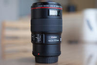 My new buddy 「EF100mm F2.8L MACRO IS USM」 - Full of LIFE