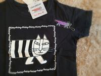 ユニクロのリサラーソンTシャツ購入でマイキーキーチェーンゲット☆ - *peppy days*