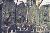宝蔵院の庚申塔                       千葉県・松戸市矢切 - TOM'S Photo
