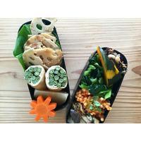 ホタテとセロリのソテーBENTO - Feeling Cuisine.com