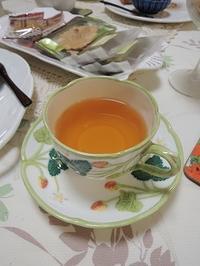好みの色合いで - BEETON's Teapotのお茶会