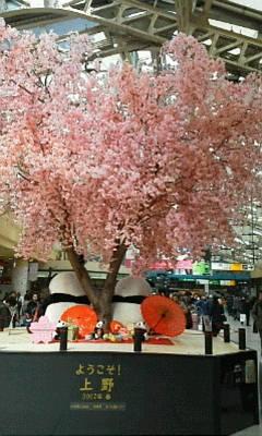 上野の駅に向かいました^^ - Oyo-の日々