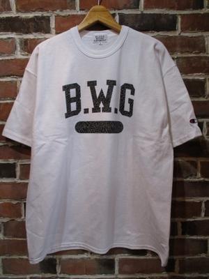 B.W.G より夏先取りなTEEシャツ入荷です!! - LOCALSHOPブログ