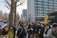3・19総がかり行動 池袋ヘイト行動を許すな カメコレ - ムキンポの exblog.jp