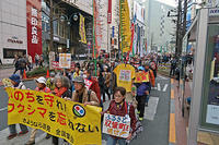 さようなら原発全国集会 お母さん豚を拘束しないで! - ムキンポの exblog.jp