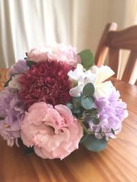 お花を飾る - rentoutua