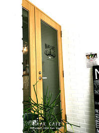 NAAK CAFE ナークカフェ  /  cafe&books bibliotheque 自由ヶ丘 - Favorite place  - cafe hopping -