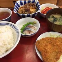 四品定食@かっぽうぎ - 香港と黒猫とイズタマアル2