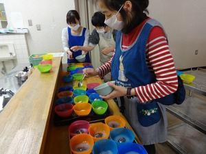 3/29調理実習 - 聖愛園☆活動日記