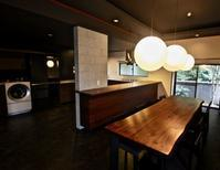 生駒山荘の別荘リノベーション。キッチンダイニング。 - 家をつくることを考える仕事をしています。 Coo Planning