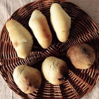 今日のパン - 福岡で自家製酵母のパン教室をはじめました/ Danchi ダンチ