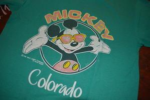 ミッキーTシャツ・・・ - Used Clothing Shop LUCY