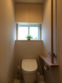トイレのちょっと悲しい話 - 友田建築設計事務所 広報部長S 家をたてる(?)