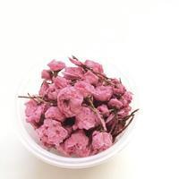 桜の塩漬け - 手づくりパン教室佐々木ブログ