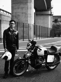 下野 浩希 & BMW R100RS(2017.03.23) - 君はバイクに乗るだろう