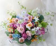 ご友人から、ご出産祝いに - 一会 ウエディングの花