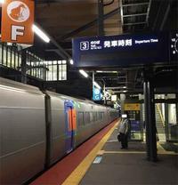 【3号車乗客を「E」に並ばせるJR新函館駅】 - 性能とデザイン いい家大研究