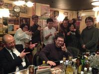 3月26日(日)送別会 - 吹奏楽酒場「宝島。」の日々