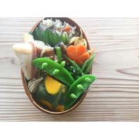 新わかめ三昧BENTO - Feeling Cuisine.com