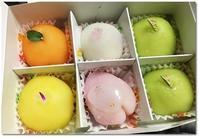 フルーツ餅@摂津本山(神戸) - ☆Sweets diary☆Ⅱ