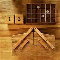 木のお裁縫箱 - 雑貨店PiPPi