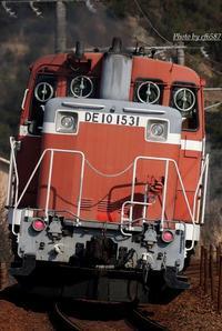 A寒地仕様機が往く。 - 山陽路を往く列車たち