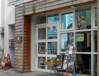 どぶ板通りのカフェ one drop cafe で ランチを - ラベンダー色のカフェ time