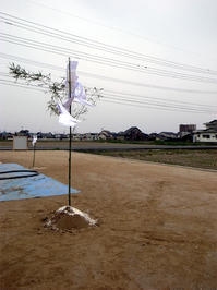 【KAKUREYA】 地鎮祭の日でした。 - みすみたてあきのブログ