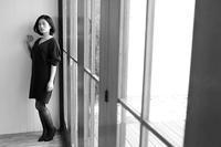 椎名紗彩ちゃん31 - モノクロポートレート写真館