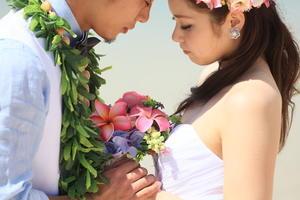 ピアス・イヤリング - ハワイのフォトツアー、フォトウェディング