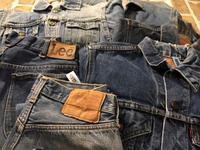 神戸店4/1(土)スーペリア入荷!#4 Levi's,Lee  Denim Item!Vintage White Shirt!!! - magnets vintage clothing コダワリがある大人の為に。