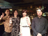 横浜ライブ、大盛況にて終了! - NamiのプライベートルームⅡ