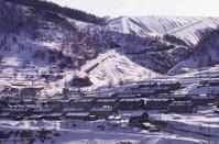 ズリ山のある風景 - 萩原義弘のすかぶら写真日記