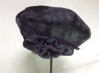巻きばらコサージュ - 帽子工房 布布