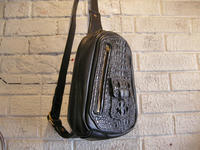 D Bag (custom order) - <ZOOL LEATHER >