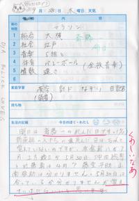 9月28日 - なおちゃんの今日はどんな日?