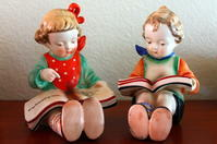 日本製のお人形 - My vintage life in LA