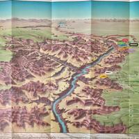 アリゾナ旅行記その6 グランドキャニオン イーストエントランスからヤバパイポイントまで。 - 手染めと糸のワークショップ
