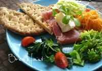 朝ごはんのワンプレート - 料理研究家ブログ行長万里  日本全国 美味しい話