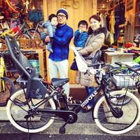 『バイシクルファミリー』bikke Yepp ビッケ GRI MOB トート EZ ハイディ ステップクルーズ モブ 電動自転車 おしゃれ自転車 - サイクルショップ『リピト・イシュタール』 スタッフのあれこれそれ