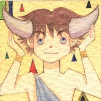 星座イラスト☆牡牛座 - ギャラリー I
