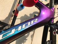 NEW 自転車コーティング - なーべーのリペア奮闘記
