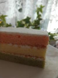 ひな祭りケーキ - 私のお気に入り
