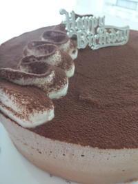 Birthday cake - 私のお気に入り