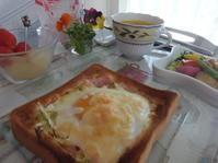 週末 朝食 - 私のお気に入り