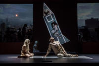 Lazarus Musical @ Kings Cross Theatre - Lovely is my Rader