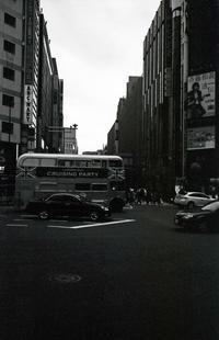 ロンドンバス - 心のカメラ / more tomorrow than today ...