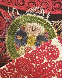 新入荷フェアにこれ出品! パンダとハンガリー刺繍布 - あんちっく屋SPUTNIKPLUS BLOG